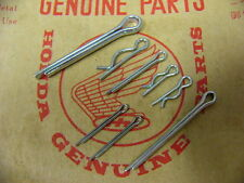Honda CB 750 Four K0 - K2 Splint Set Variante 1 Pin ,split and lock Set