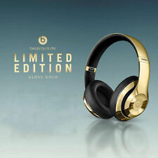 BEATS BY DRE STUDIO 2.0 OVER-EAR WIRELESS HEADPHONES LIMITED EDITION- GLOSS GOLD