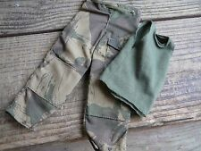 Sleeveless T shirt and UK camo pants, 1/6th scale by DID or Dragon