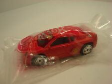 Hot Wheels SHELL Dealer Red ZENDER FACT 4 in baggie. (Hard To Find)