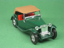 Y-8 MG tc vert foncé 1945 MATCHBOX models of yesteryear made in England moy