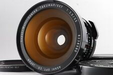 Near MINT Pentax SMC Takumar 6x7 67 55mm F3.5 with Genuine Filter frm Japan a201