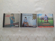 Lot OF 3 ADAM SANDLER CDs What's Your Name? What The Hell.. Little Nicky FREESH!
