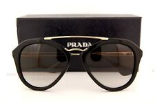 Brand New Prada Sunglasses 12Q 12QS 1AB 0A7 Black for Women