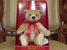 2012 Steiff Fao Schwarz 150th Anniversary Caramel Bear 9 1/2 in. #681554 MIB