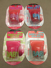 4 MAYBELLINE BABY LIPS BALM BALL-LIMITED EDITION *ASSORTED COLORS*      RR 12036
