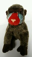 Cheeks the Baboon Ty Beanie Baby Tush Tag 1999 (no hang tag)