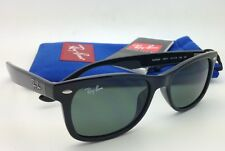 Junior Collection Kids Ray-Ban Sunglasses RJ 9052-S 100/71 47-15 Black w/ Green