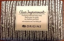 Origins Clear Improvement Purifying Charcoal Body Soap 7 Oz