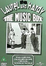 Laurel And  Hardy:The  Music Box DVD Classic Slapstick Comedy