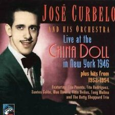 Live at the China Doll New CD