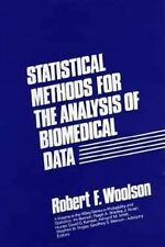Statistical Methods for the Analysis of Biomedical Data Woolson, Robert F. Hard