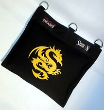 Wing Chun, lienzo Pared Montado Punch Bolsa 1 sección Golden Dragon