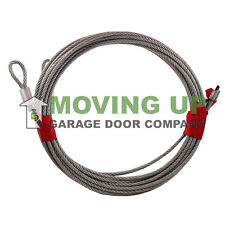Pair of Cables for 7' Garage Door Torsion Springs High Quality 7X19