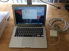 "13"" APPLE MACBOOK AIR LAPTOP i5 1.4GHz 4GB 128G SSD USB3 2014 A1466 LAPTOP N BOX"