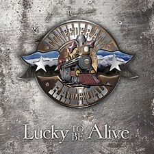 Confederate Railroad - Lucky To Be Alive [New CD]