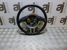 BMW E46 318CI 2.0 2002 STEERING WHEEL WITH CONTROLS (SOME MARKS AND WEAR)
