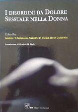 I Disordini Da Dolore Sessuale Nella Donna CIC Internazionale