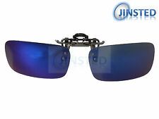High Quality Revo Blue Clip On Polarised Sunglasses Clip-On Polarized ACP024
