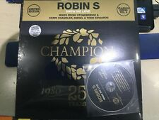 New Ultra Rare Limited Robin S Show Me Love Record Vinyl Collectable And Cd