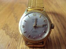 Vintage Mortima Mens Wrist Watch