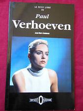 LE PETIT LIVRE de Paul VERHOEVEN - Jean Marc BOUINEAU - SPARTORANGE- 1994