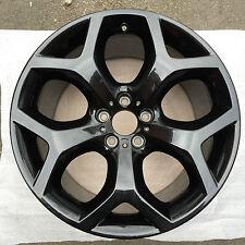 """Une bmw x6 20 """"y a parlé roue en alliage 214 E71 11j nouveau arrière noir 6794697 authentique"""
