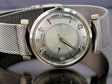 Bulova Watch Men's Diamond Mystery Dial 30 Jewels 10k G.F. Automatic Self Wind