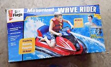 Toy Quest Six Flags Motorized Inflatable Wave Rider 15733