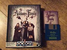 The Adams Family Atari St Game! Complete! Look At My Other Games!
