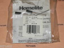 oem Homelite A03035 UP03736 carbon brush HL HLE EH EHE LR LRE LRI generator nos
