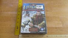 Heroes of Might and Magic V: Hammers of Fate Expansion (PC, 2006) NEW SEALED