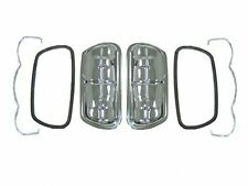 Chrome rocker covers, vw beetle / bus/ buggy / trike