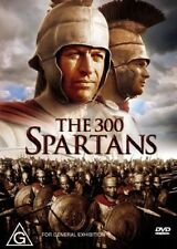 THE 300 SPARTANS DVD Classic Movie Like New Region 4 Free Postage
