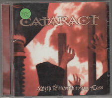 CATARACT - with triumph comes loss CD