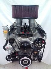 E370- 700HP LS3 EFI HILBORN INJECTION DRY SUMP COMPLETE ENGINE