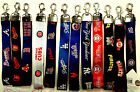 MLB Licensed Wristlet Wrist Lanyard Keychain NEW Pick Your Team! Quick Shipping!