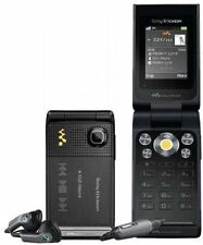Sony Ericsson W380i Black Unlocked  Music Walkman Mobile  Phone  EU Stock
