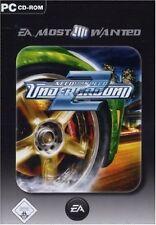 PC Computer Spiel ***** NFS Underground 2 Need for Speed ****************NEU*NEW