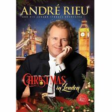 ANDRE RIEU CHRISTMAS IN LONDON DVD (New Release 2016)
