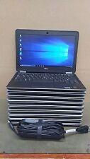 Dell Latitude E7240 i5-4210U 1.7GHz 8GB RAM 128GB SSD Win 10 Pro Webcam