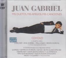 Juan Gabriel CD / DVD NEW Mis Duetos Mis Amigos Mis Canciones FAST SHIPPING !