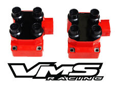2 VMS RACING HIGH OUTPUT IGNITION DIS COIL PACK 96-98 FORD MUSTANG GT COBRA 4.6