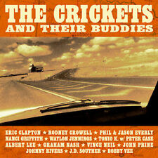 The Crickets & Their Buddies by The Crickets (Rock & Roll) (CD, Mar-2005) NEW