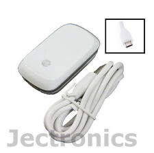 New OEM HTC White Wall Travel Charger & Micro USB Cable for Evo 4G Shift Inspire