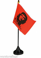 CHE GUEVARA TABLE FLAG desktop COMMUNIST REBEL CUBA