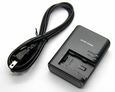 Battery Charger for CG-700 Canon LEGRIA HF R76 HF R78 HF R706 Brand New