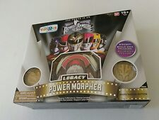 MIGHTY MORPHIN POWER RANGERS THE MOVIE LEGACY POWER MORPHER WHITE RANGER Edition