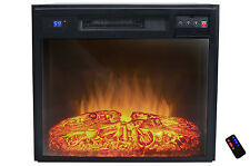"23"" Free Standing Insert  Electric Firebox Remote Control Fireplace Y-EF05-23"