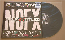 LP NOFX SELF ENTITLED LIMITED 180 GR 2012 PUNK ROCK HARDCORE LAGWAGON
